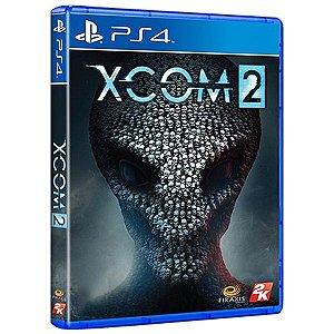 XCOM 2 PS4 MÍDIA FÍSICA