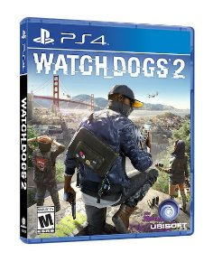 Watch Dogs 2 PS4 MÍDIA FÍSICA