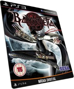 Bayonetta PS3 PSN MÍDIA DIGITAL