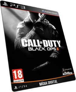 Call of Duty Black Ops 2 PS3 /  PSN - MÍDIA DIGITAL
