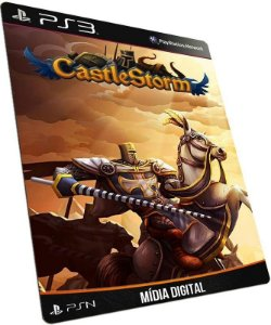 CastleStorm PS3 PSN MÍDIA DIGITAL
