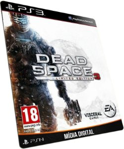 Dead Space 3 PS3 PSN MÍDIA DIGITAL