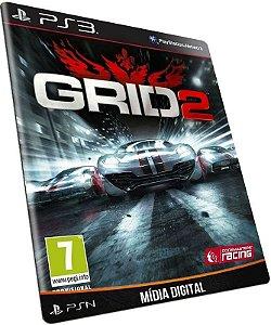 Grid 2 PS3 PSN MÍDIA DIGITAL