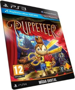 Puppeteer PS3 PSN MÍDIA DIGITAL