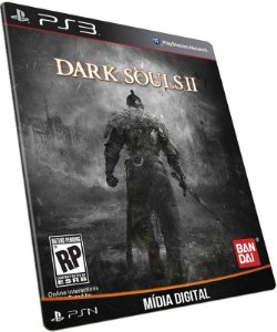 Dark Souls 2 PS3 / PSN - MÍDIA DIGITAL