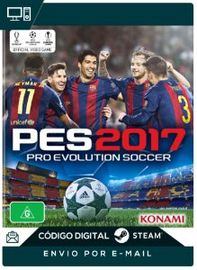 Pes 17 Pro Evolution Soccer 2017 Steam Pc