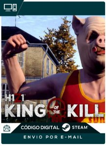 H1z1 King Of The Kill Steam Cd-key Original Pc