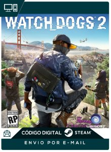 Watch Dogs 2 Cd-key Pc Steam