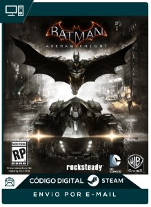 Batman Arkham Knight Português Steam Pc
