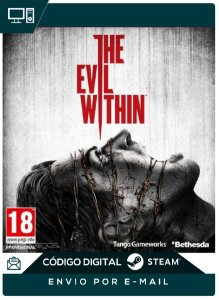 The Evil Within Steam Pc Key digital
