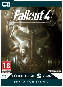 Fallout 4 Steam Cd-key Pc