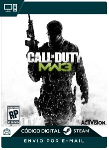 Call Of Duty: Modern Warfare 3 Pc Steam