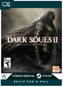 Dark Souls 2 Scholar The First Sin Steam Pc