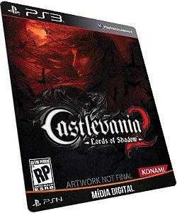Castlevania Lords of Shadow 2 PS3 PSN MÍDIA DIGITAL