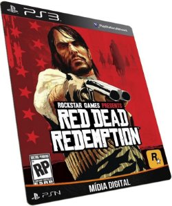 Red Dead Redemption PS3 / PSN - MÍDIA DIGITAL