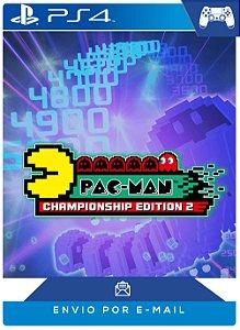 Pac-man Championship Edition 2 Ps4 Código PSN