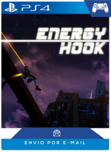 Energy Hook Ps4 Código Psn