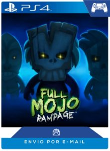 Full Mojo Rampage Ps4 Código Psn