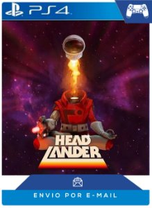 Headlander Ps4 Código Psn