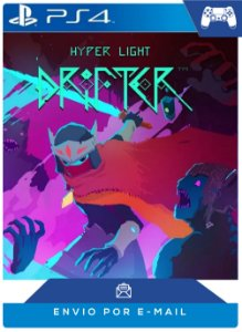 Hyper Light Drifter Ps4 Código Psn