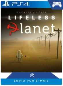 Lifeless Planet Premier Ps4 Código Psn
