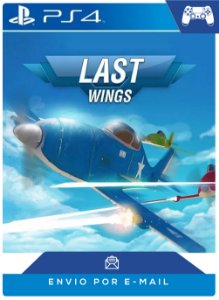 Last Wings Ps4 Código Psn