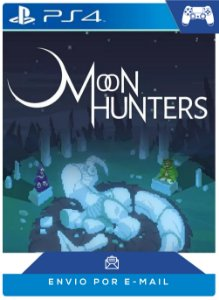 Moon Hunters Ps4 Código Psn 12 Dígitos