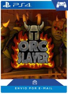 Orc Slayer Ps4 Código Psn 12 Dígitos