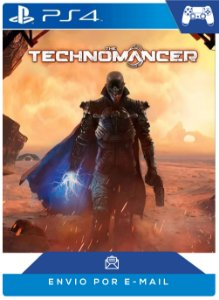 The Technomancer Ps4 Código Psn 12 Dígitos