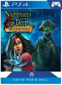 Nightmares From The Deep Ps4 Código Psn 12