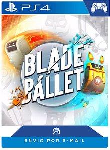 Blade Ballet Ps4 Código Psn 12 Dígitos Envio Rápido