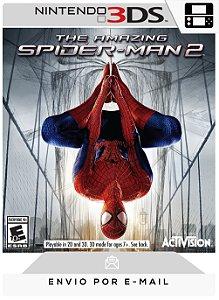 3DS - THE AMAZING SPIDER-MAN 2 - DIGITAL CÓDIGO 16 DÍGITOS AMERICANO