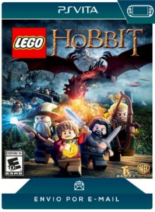 PS VITA - LEGO THE HOBBIT - DIGITAL CÓDIGO 12 DÍGITOS AMERICANO