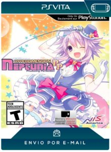 PS VITA - HYPERDIMENSION NEPTUNIA: PRODUCING PERFECTION - DIGITAL CÓDIGO 12 DÍGITOS AMERICANO