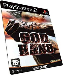 God Hand PS3 PSN MÍDIA DIGITAL