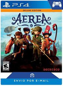 AereA - Deluxe Edition Ps4 Código PSN 12 Dígitos