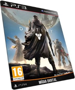 Destiny PS3 / PSN - MÍDIA DIGITAL