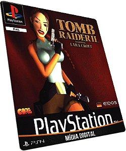Tomb Raider 2 PS3 PSN MÍDIA DIGITAL