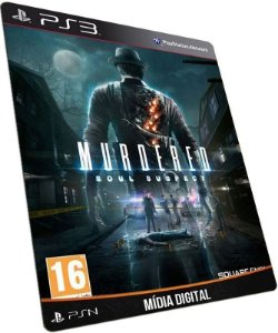 MURDERED SOUL SUSPECT PS3 PSN MÍDIA DIGITAL