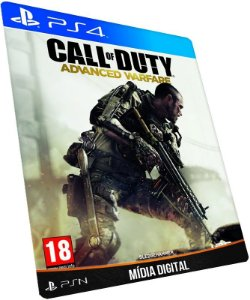 Call of Duty Advanced Warfare COD PS4 PSN MÍDIA DIGITAL