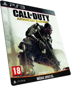 Call of Duty Advanced Warfare COD PS3 / PSN - MÍDIA DIGITAL