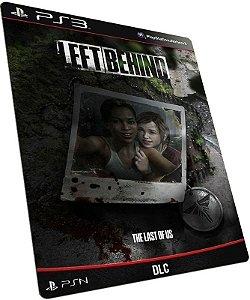 DLC The Last Of Us Left Behind PS3 PSN MÍDIA DIGITAL