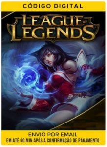 League Of Legends 6110 RPs Riot Points