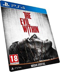 The Evil Within PS4 PSN MÍDIA DIGITAL