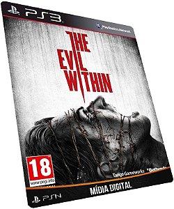 The Evil Within PS3 PSN MÍDIA DIGITAL