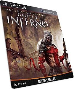 Dantes Inferno Ultimate Edition PS3 PSN MÍDIA DIGITAL