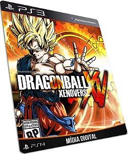 Dragon Ball Xenoverse PS3 PSN MÍDIA DIGITAL