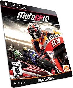 MotoGP 14 PS3 PSN MÍDIA DIGITAL