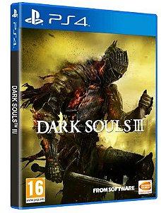 Dark SOULS III 3 PS4 MÍDIA FÍSICA