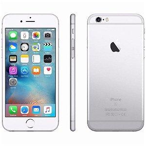 iPhone 6s 64gb Apple 4G LTE Desbloqueado Prateado - Produto de Vitrine Usado com Garantia de 90 dias